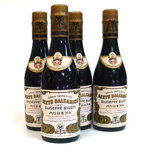 GIUSTI BALSAMIC VINEGAR 38 years old