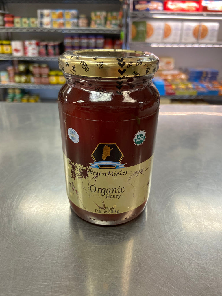 Organic Honey from Argentina