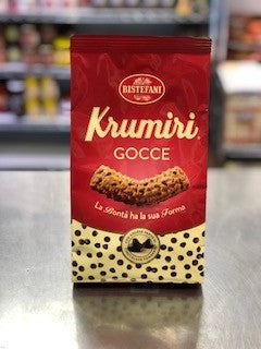 Krumiri Gocce -Cookies with Chocolate Chips