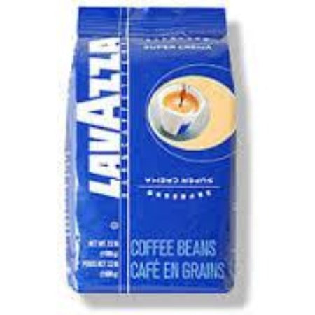 Lavazza Super Crema Coffee Beans