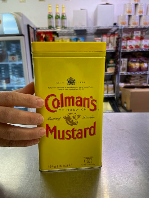 Colman's Mustard Powder - Large Container