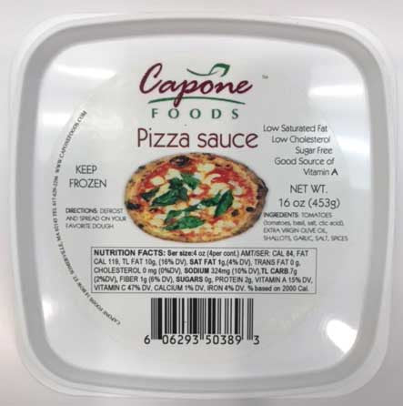 Pizza Sauce 16 oz.