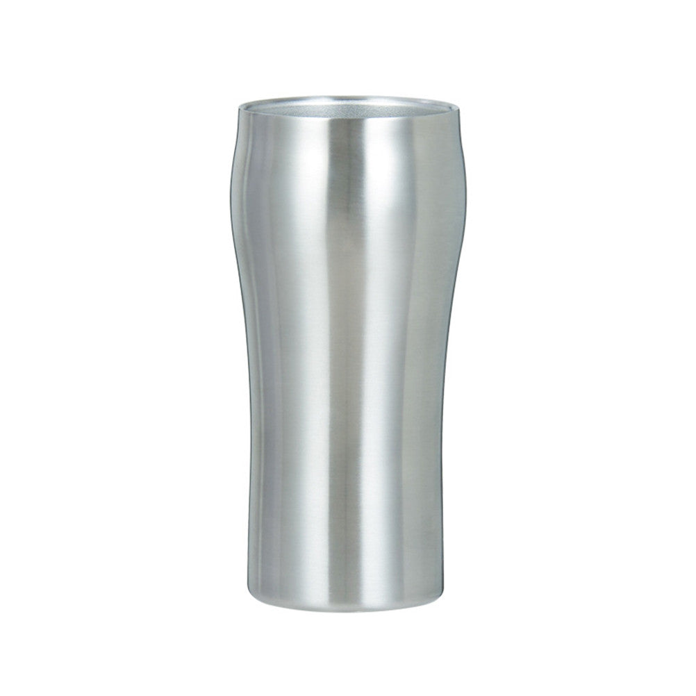 Double Wall 430 ml Stainless Steel Mug