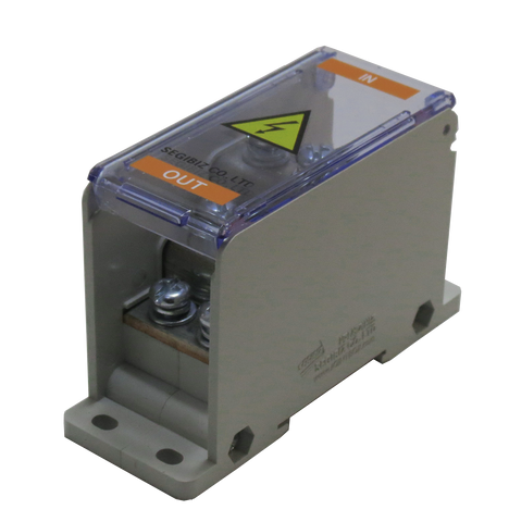 Power Distribution Terminal Block 200A 6 Pole