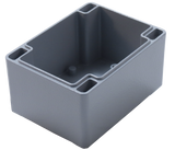 IP67 Aluminum Project Box with Base Plate | 93mm x 70mm x 52mm V.2