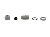 View of individual components of Nylon Cable Gland PG09