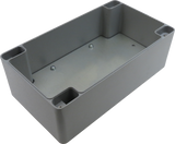 IP67 Aluminum Project Box with Base Plate | 220m x 125mm x 90mm