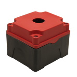 22mm Red Push Button Box 1 Station