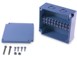 10 position Terminal Enclosure components included with purchase