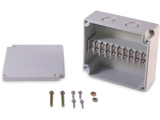 10 Position Terminal Enclosure components included in purchase