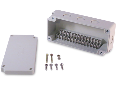 15 Position Terminal Enclosure components with purchase