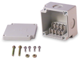 4 Position Terminal Enclosure components included in purchase