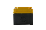 30mm Yellow Push Button Box 3 Station