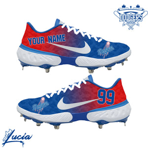 East Coast Dodgers Nike Huarache Elite 3 Low