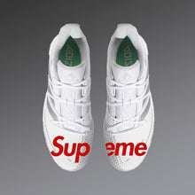 Load image into Gallery viewer, Supreme-Inspired Cleats (Cleats Included)