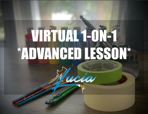 1-on-1 *ADVANCED* Customizing Lesson
