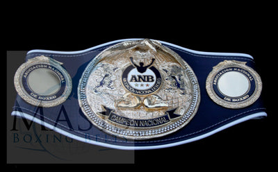 Boxing CHAMPIONSHIP belts