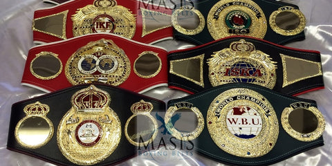 Boxing Belts