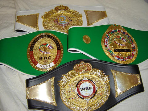 Custom Belts Boxing Belts , Championship Belts, MMA Belts, Wrestling belts