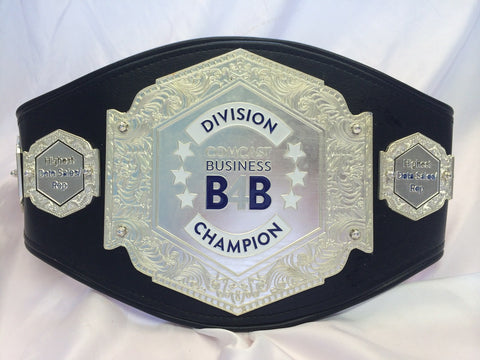 comcast championship belt