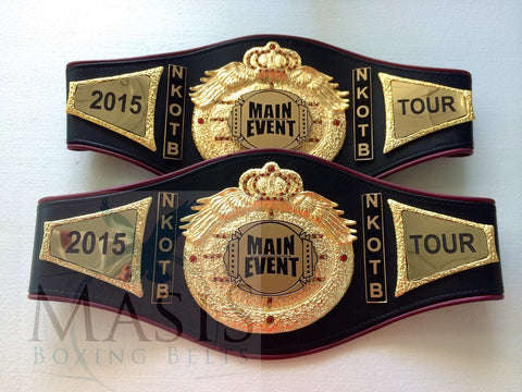 new kids on the block championship belt