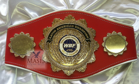Championship Belt Cutting Edge