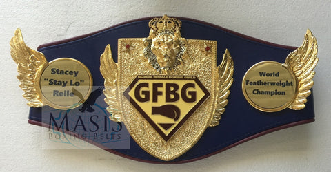 Royal Wings Style Championship Belt