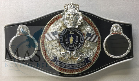 raging tiger championship belt