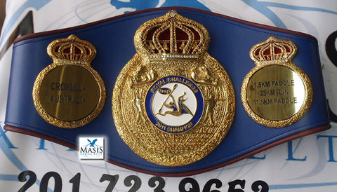 Triple Crown Championship Belt