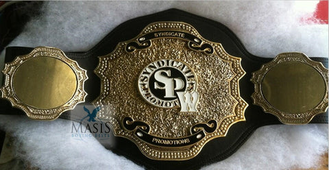 Championship Belt Ultimate Showdown