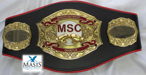 Championship Belt Silky Smooth