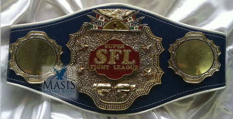 Title Belts Ultimate Showdown