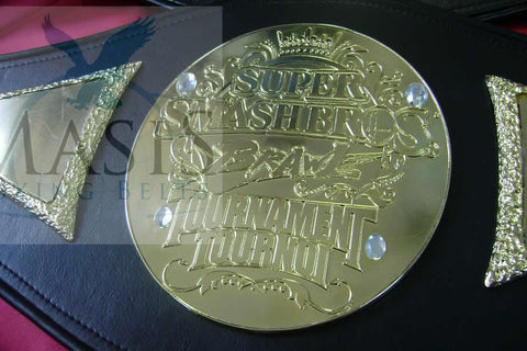 Super Smasher Championship Belt