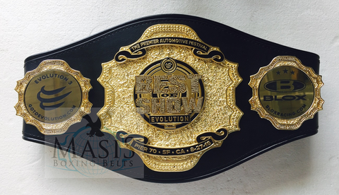 Ultimate Showdown Championship Belt