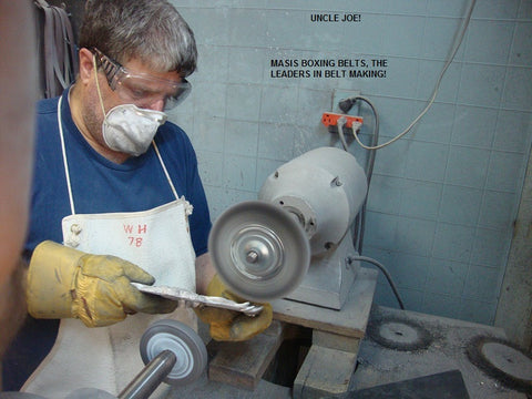 Polishing and casting all in house