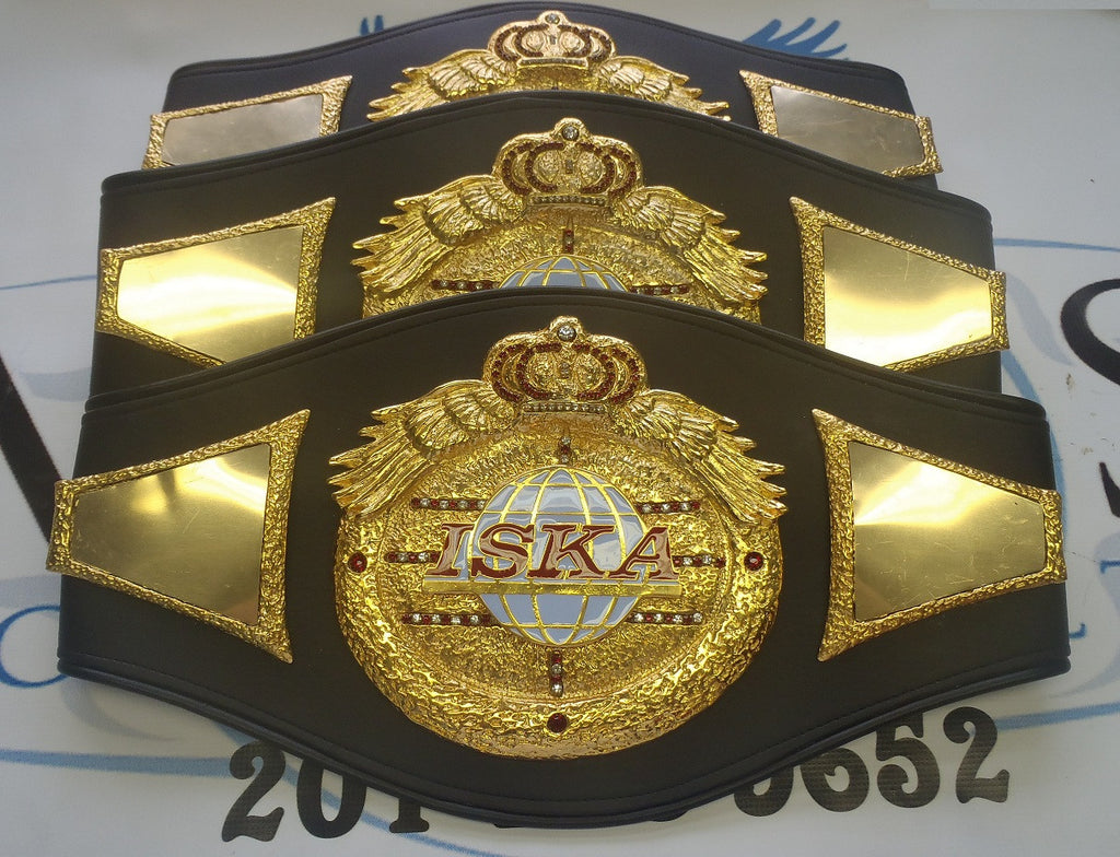 iska - international sports karate association karate belts