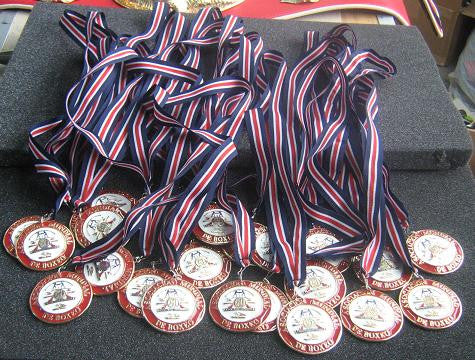 Medallions & Awards , Custom Championship Olympic Medals