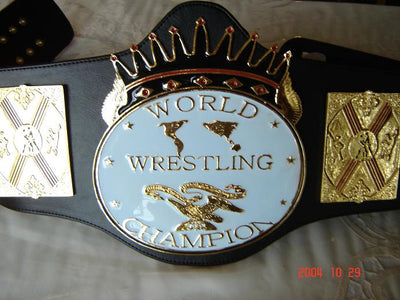 Independent Wrestling Belt - Masis Wrestling Belts V2