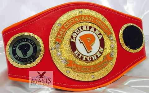 louisiana kitchen championship belt