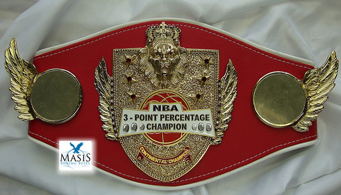 The Royal Wings Championship Belt - Custom Belts