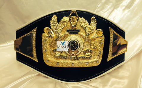 International Boxing Council boxing belts