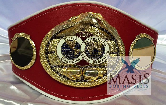 IBF - International Boxing Federation championship Belts