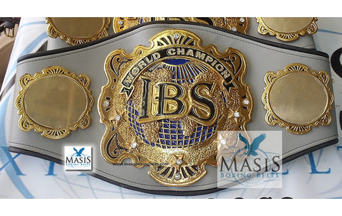 international boxing syndicate boxing belts