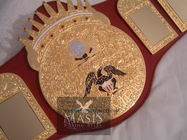 masis wrestling belts , Independent Wrestling Belts
