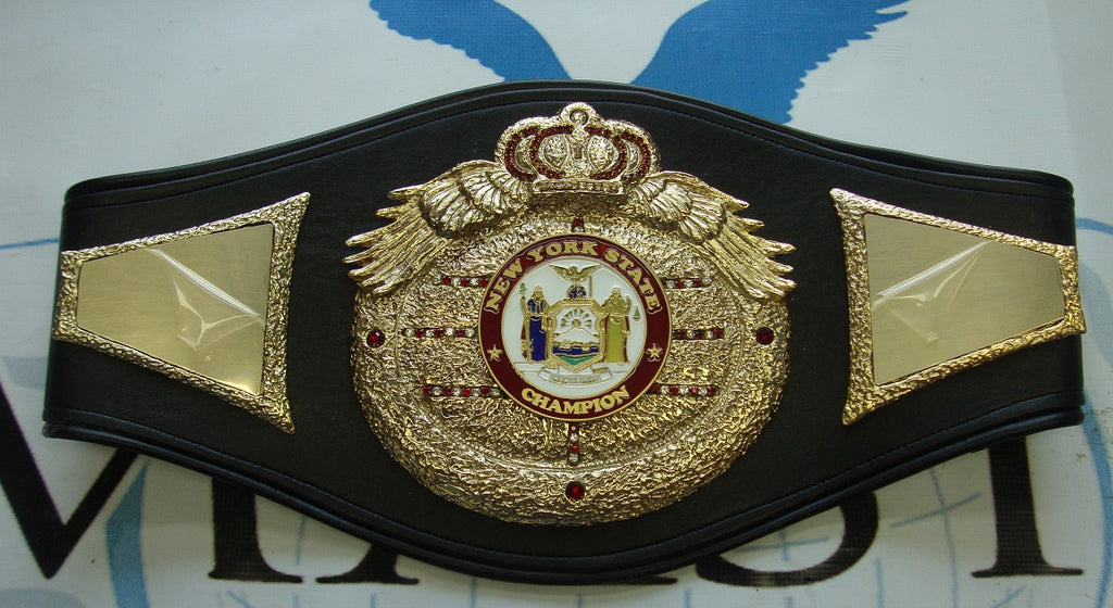 New York State Title Belt
