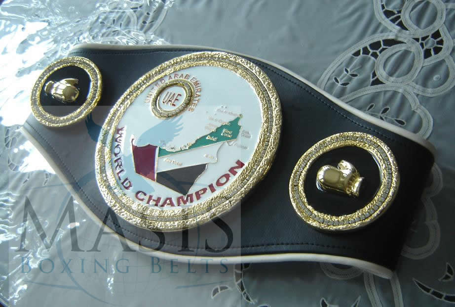 United Arab Emirates Championship Belt