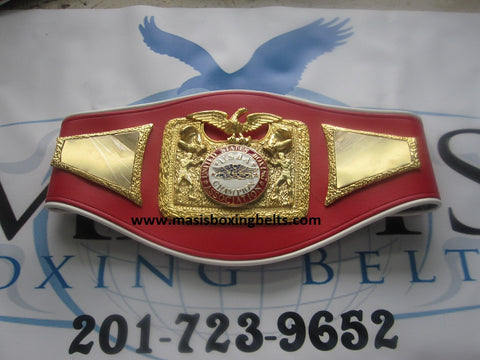 usba - united states boxing association
