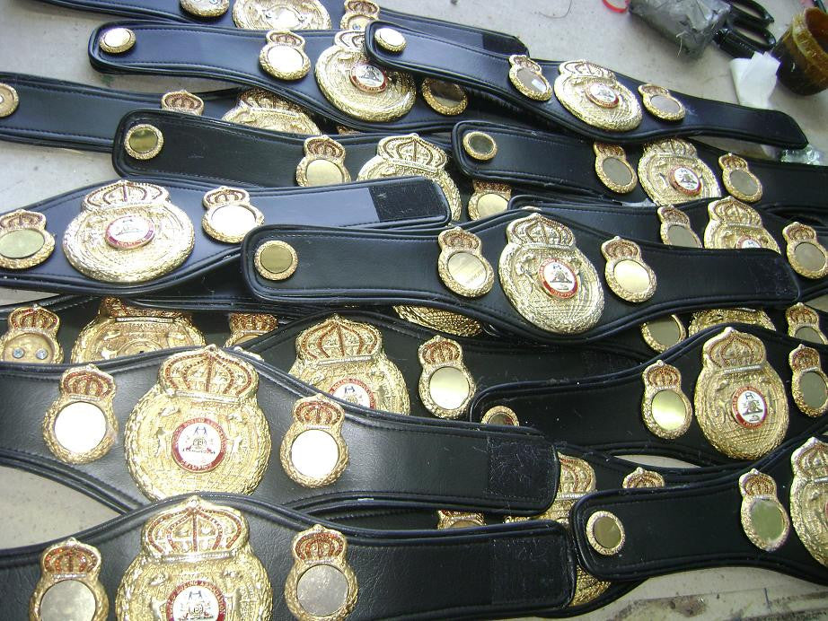 WBA Mini Belts
