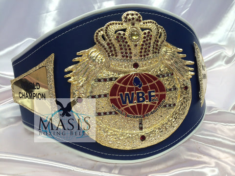 WBFed - World Boxing Federation Championship Belts - Boxing Belts