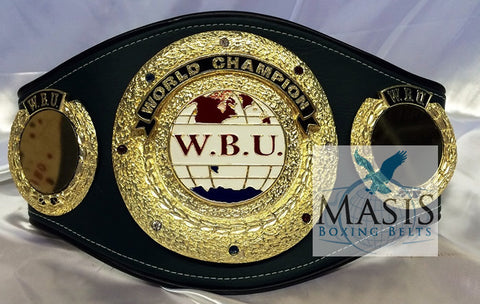 WBU - World Boxing Union Championship Belts - Boxing Belts